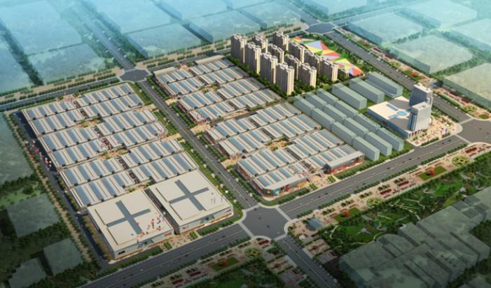 中国滁州国际商城